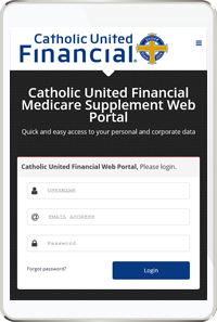 Catholic United Financial Medicare Supplement - mobile version